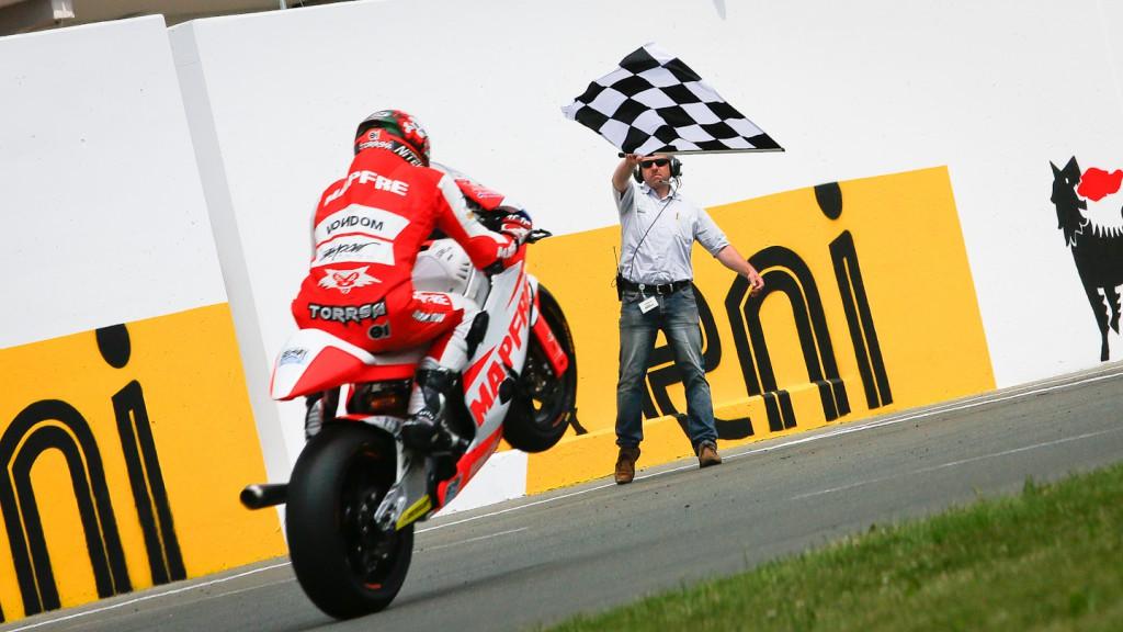 Jori Torres, Mapfre Aspar Team Moto2, Sachsenring RAC