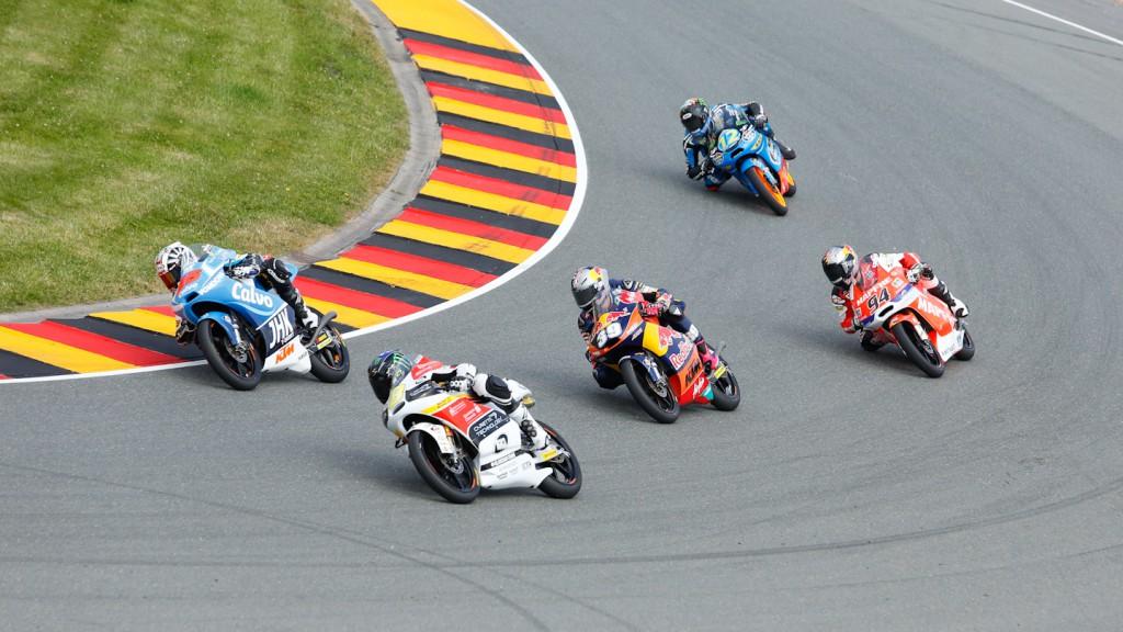 Moto3 Sachsenring RAC