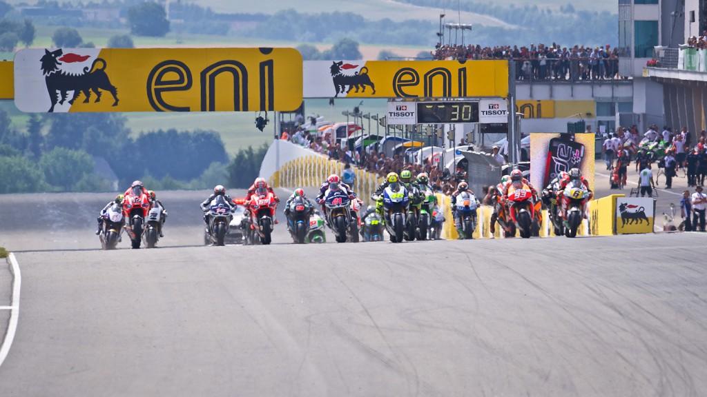 MotoGP Sachsenring RAC