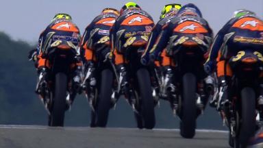 2013 Red Bull MotoGP Rookies Cup - Sachsenring Race 1
