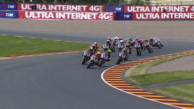 2013 Red Bull MotoGP Rookies Cup - Sachsenring Race 2