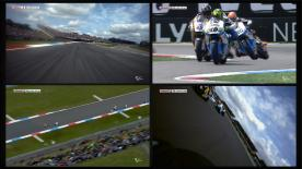 Moto2™ title rivals Pol Espargaro and Scott Redding went toe to toe at Assen on Saturday, with the Spaniard triumphing in the Iveco TT Assen. Switzerland's Dominique Aegerter finished third after leading earlier in the race, confirming his second ever podium finish after Valencia 2011.