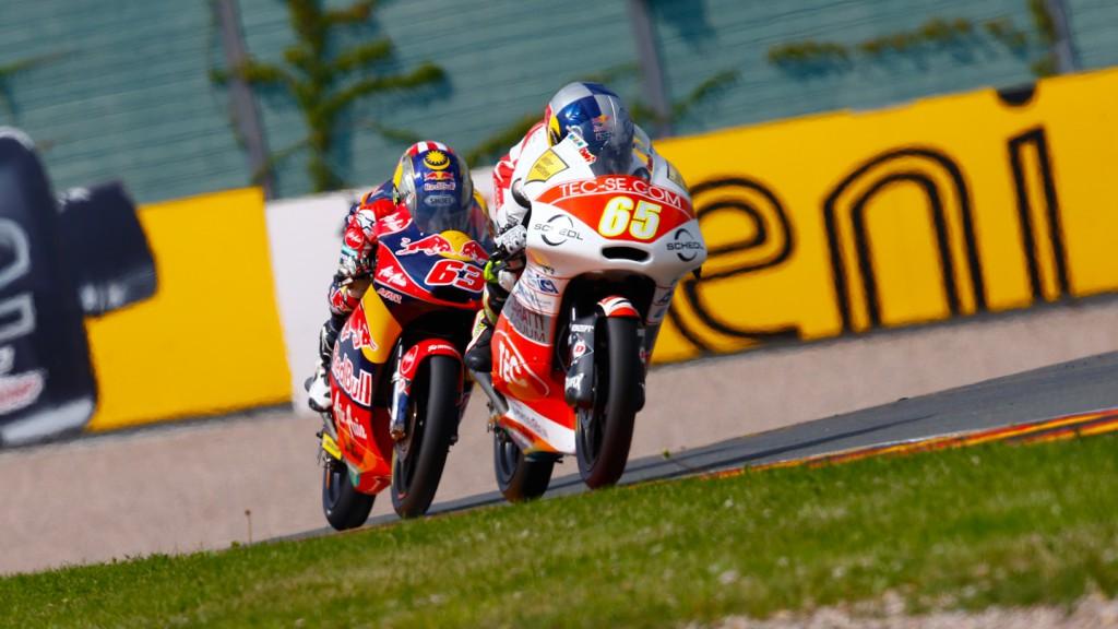 Phillip Oettl, Tec Interwetten Moto3 Racing, Sachsenring