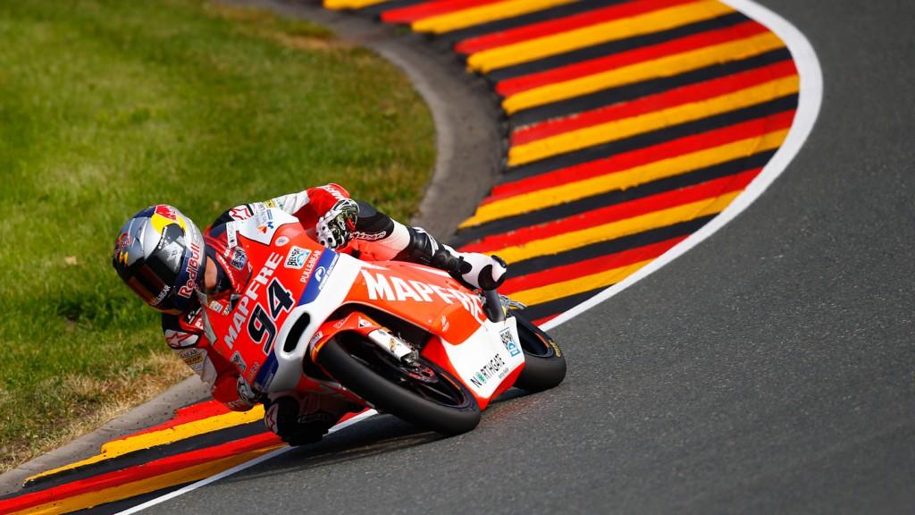 Jonas Folger, Mapfre Aspar Team Moto3, Sachsenring