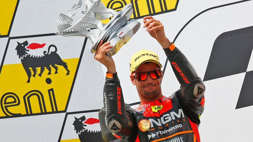 Simone Corsi, NGM Mobile Racing, Sachsenring RAC