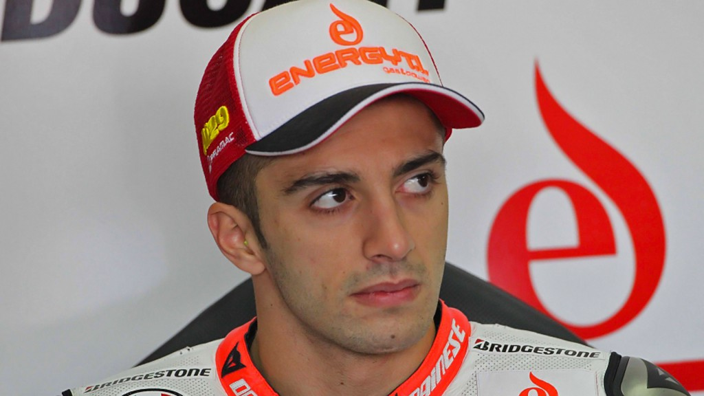 Andrea Iannone, Pramac Racing Team, Box