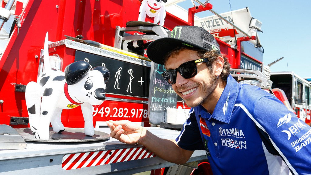 Valentino Rossi, Yamaha Factory Racing - Yamaha US