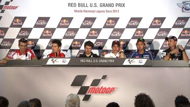 Red Bull U.S. Grand Prix: Pre-event Press Conference