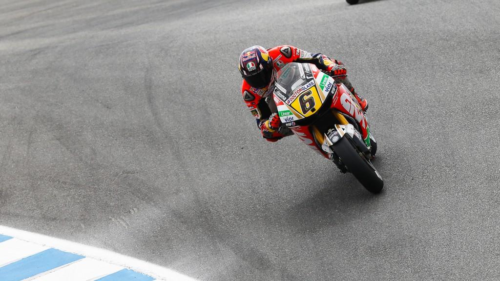 Stefan Bradl, LCR Honda MotoGP, Laguna Seca FP2
