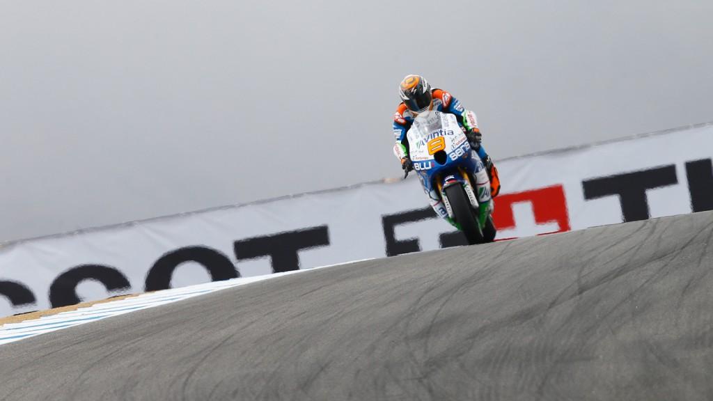 Hector Barbera, Avintia Blusens, Laguna Seca FP2