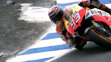Laguna Seca 2013 - MotoGP - FP2 - Highlights