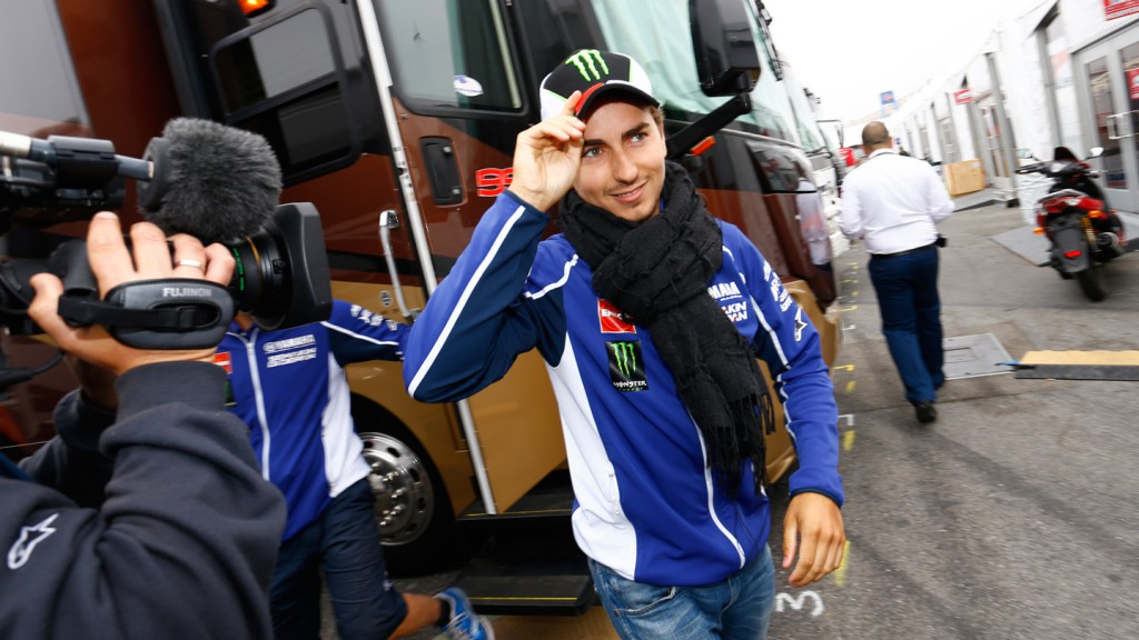 Jorge Lorenzo, Yamaha Factory Racing - Red Bull US GP