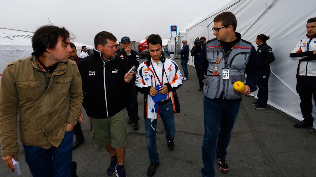 Dani Pedrosa, Repsol Honda Team - Red Bull US GP