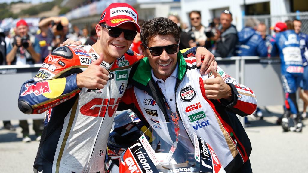 Stefan Bradl, LCR Honda MotoGP, Laguna Seca Q2