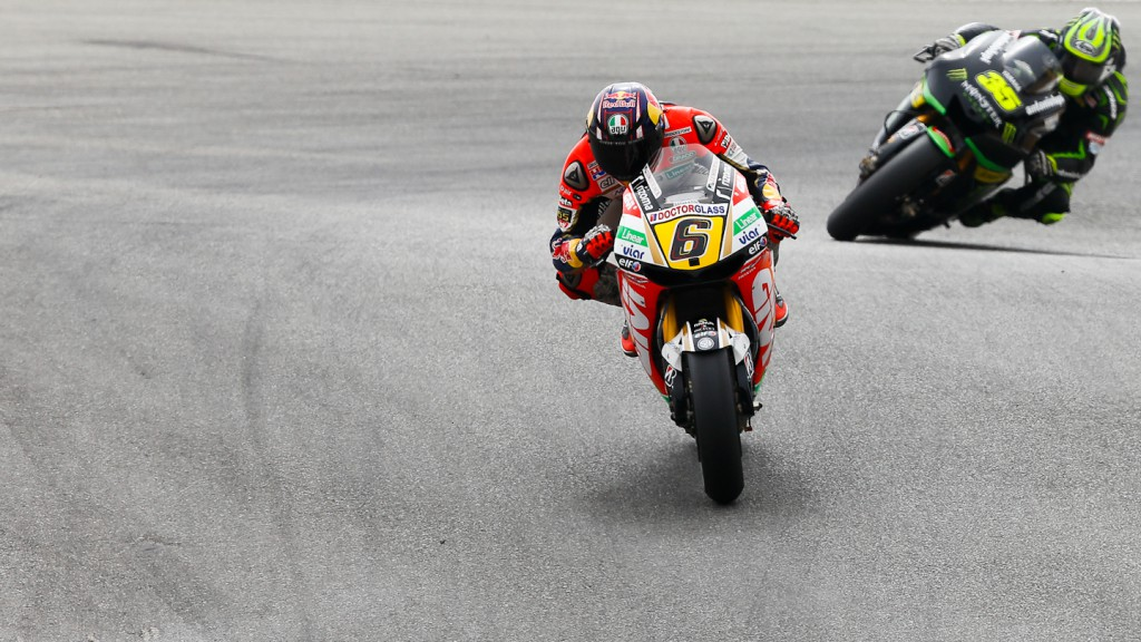 Stefan Bradl, LCR Honda MotoGP, Laguna Seca FP3