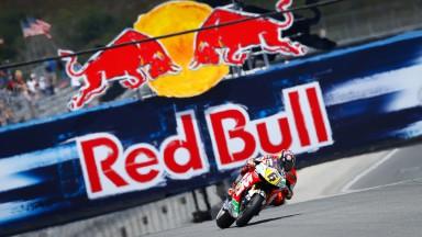 Stefan Bradl, LCR Honda MotoGP, Laguna RAC