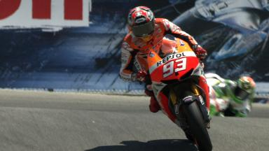 Laguna Seca 2013 - MotoGP - RACE - Highlights