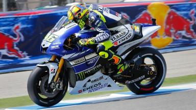 Valentino Rossi, Yamaha Factory Racing, Laguna Seca RAC