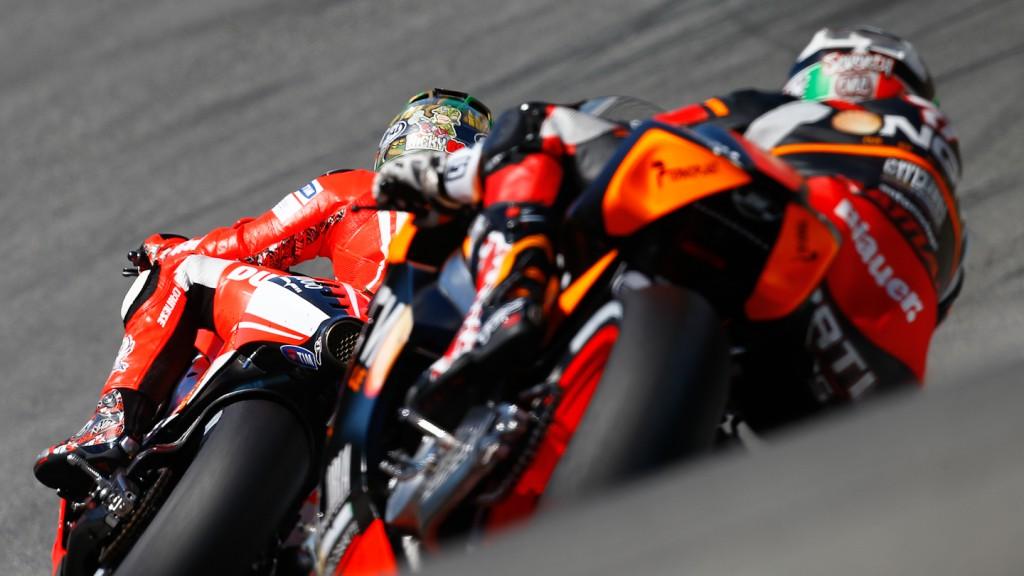 Nicky Hayden, Ducati Team, Laguna Seca Q2