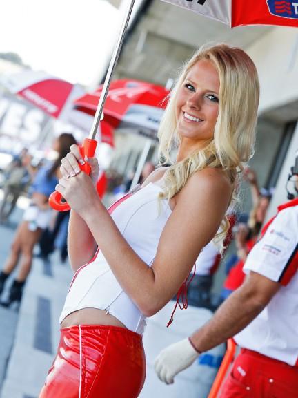 Paddock Girl, Red Bull U.S. Grand Prix
