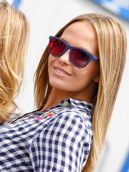 Paddock Girl, Red Bull U.S. Grand Prix