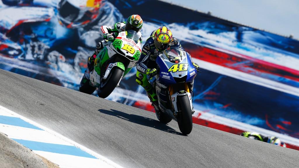 MotoGP Laguna Seca RAC