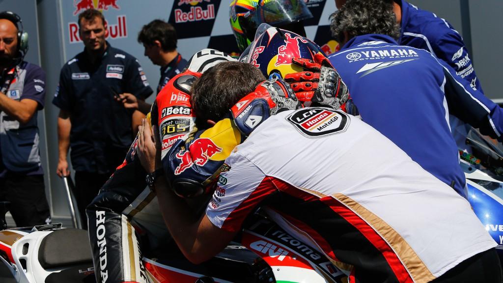 Stefan Bradl, LCR Honda MotoGP, Laguna Seca RAC
