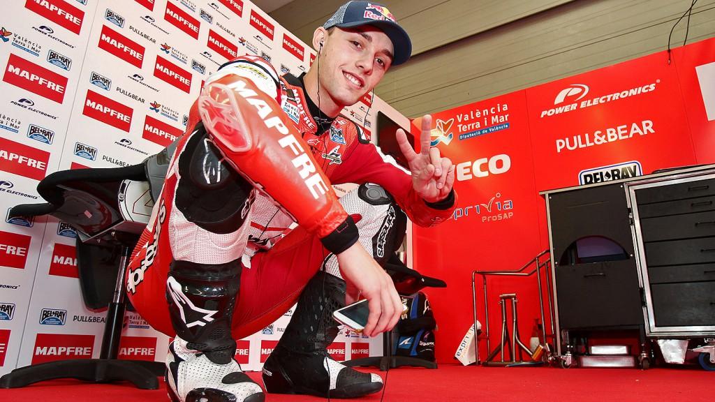 Jonas Folger, Mapfre Aspar Team Moto3, Box