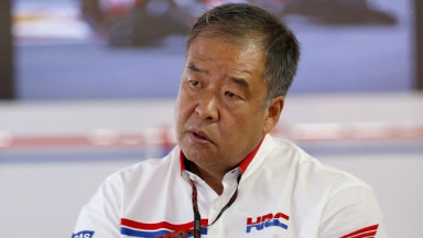Shuhei Nakamoto, HRC Executive Vice President
