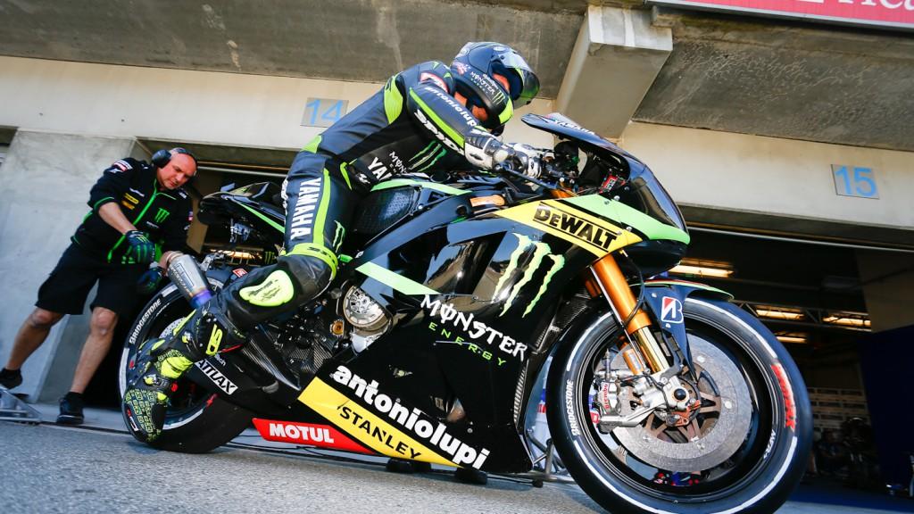 Cal Crutchlow, Monster Yamaha Tech 3, Laguna Seca