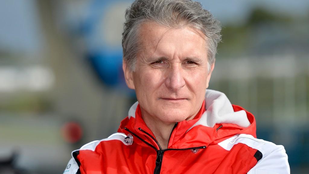 Ducati MotoGP Project Director Paolo Ciabatti