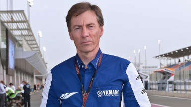 Lin Jarvis, Yamaha Factory Racing