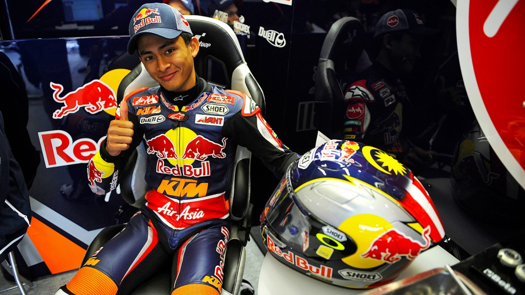 Zulfahmi Khairuddin, Red Bull KTM Ajo, Box