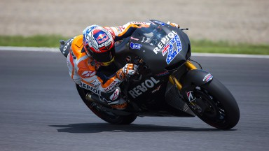 Casey Stoner, HRC, Motegi Test - Day 2