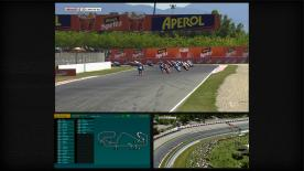 Luis Salom has won the Moto3™ Gran Premi Aperol de Catalunya to take the lead in the World Championship. The Red Bull KTM Ajo rider carried out a well-judged race, saving tyres before hitting the front in the closing stages. Alex Rins and Maverick Viñales completed the podium as the top five places were filled by Spaniards.