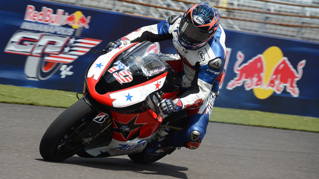 Blake Young, Attack Performance Racing - Indianapolis Test