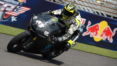 James Rispoli, GP Tech - Indianapolis Test