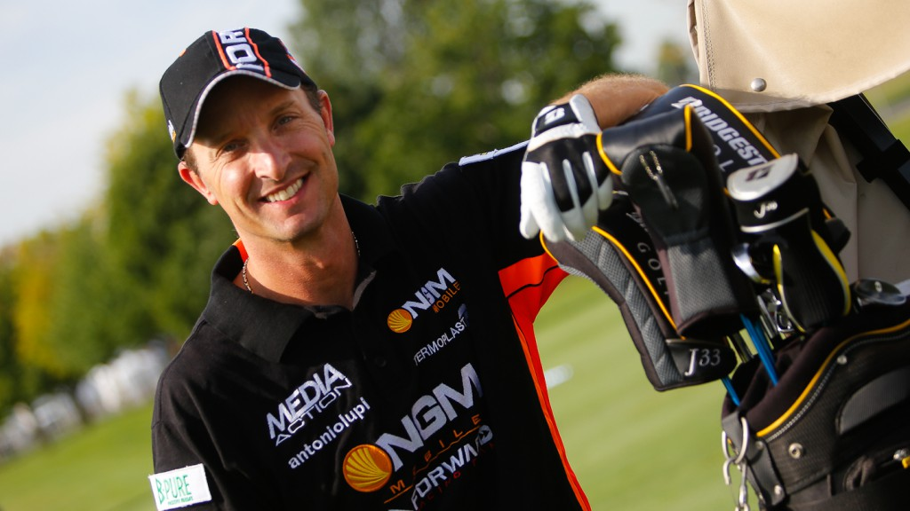 Colin Edwards, Bridgestone Golf Performance Challenge, Indianapolis
