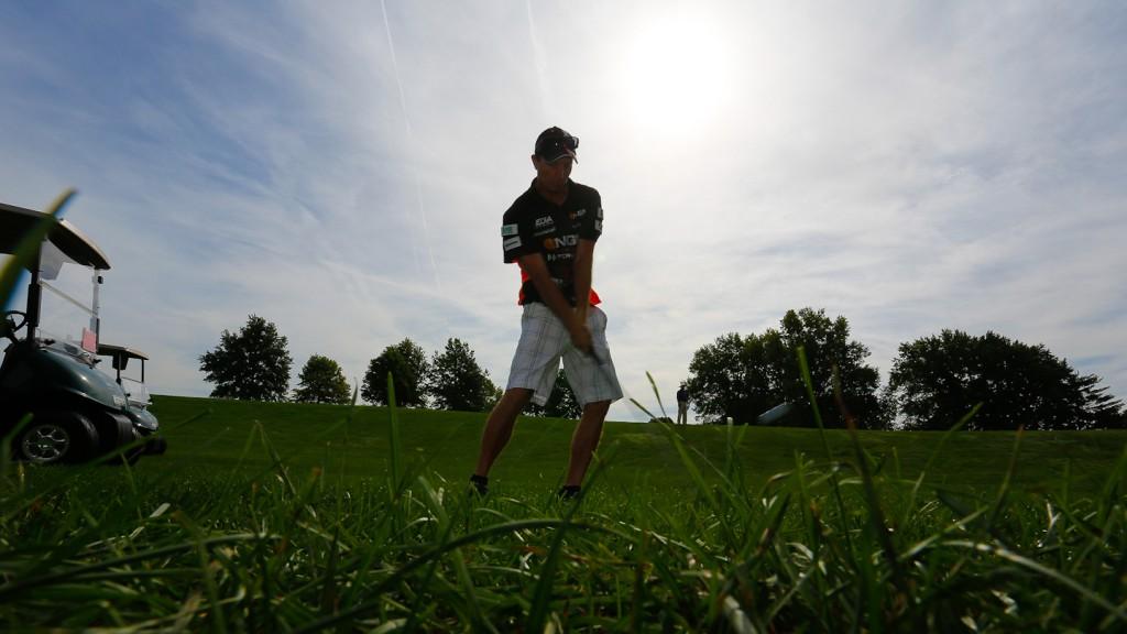 Colin Edwards, Bridgestone Golf Performance Challenge, Indianapolis