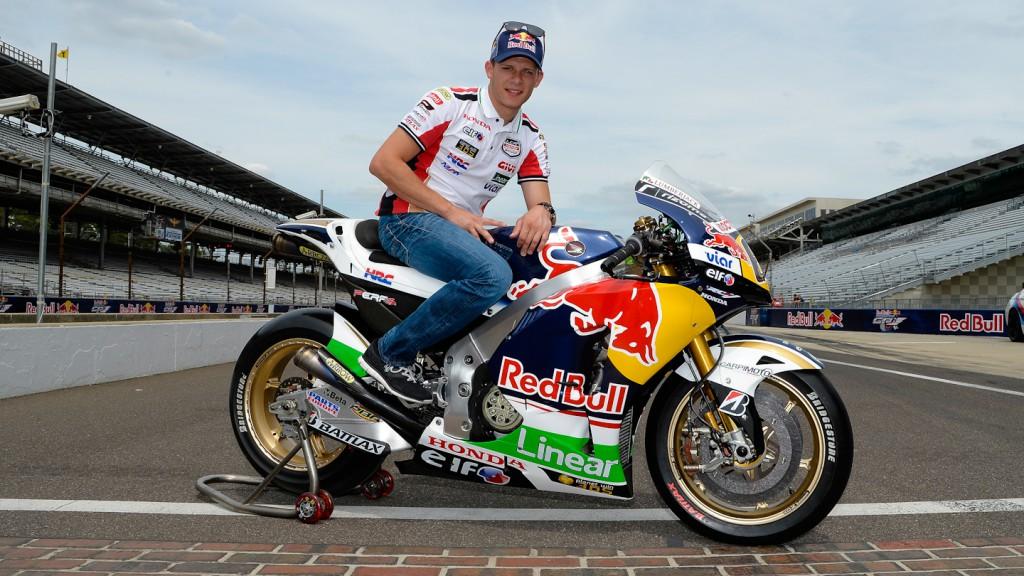 Stefan Bradl, LCR Honda MotoGP, Red Bull Indianapolis Grand Prix