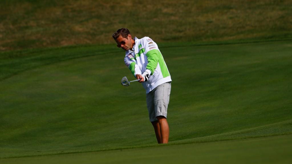 Alvaro Bautista, Bridgestone Golf Performance Challenge, Indianapolis