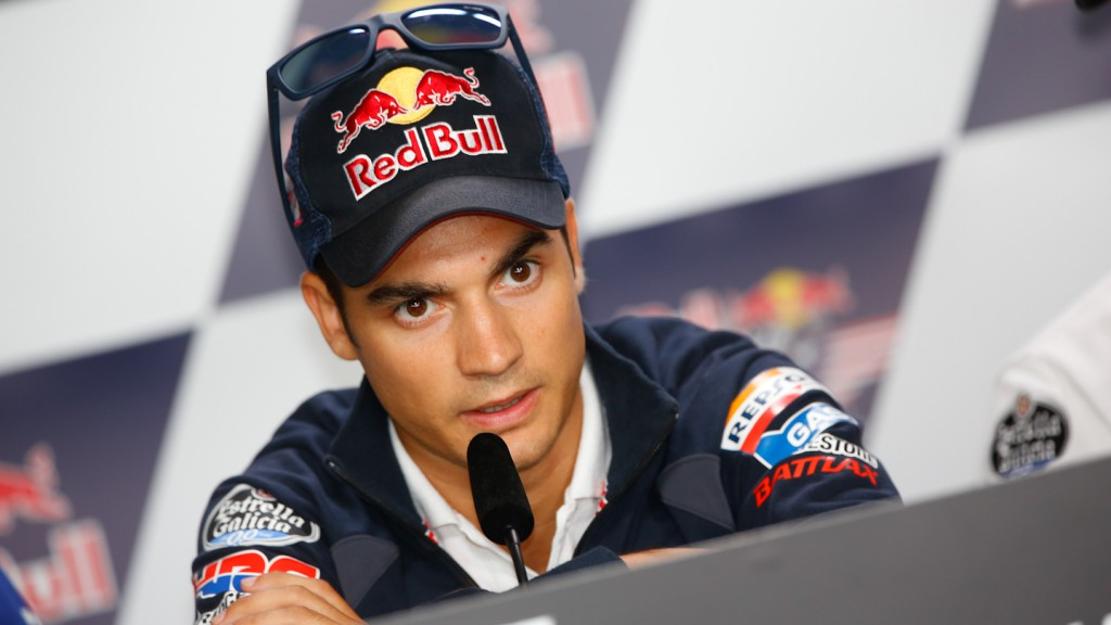 Dani Pedrosa, Red Bull Indianapolis Grand Prix Press Conference