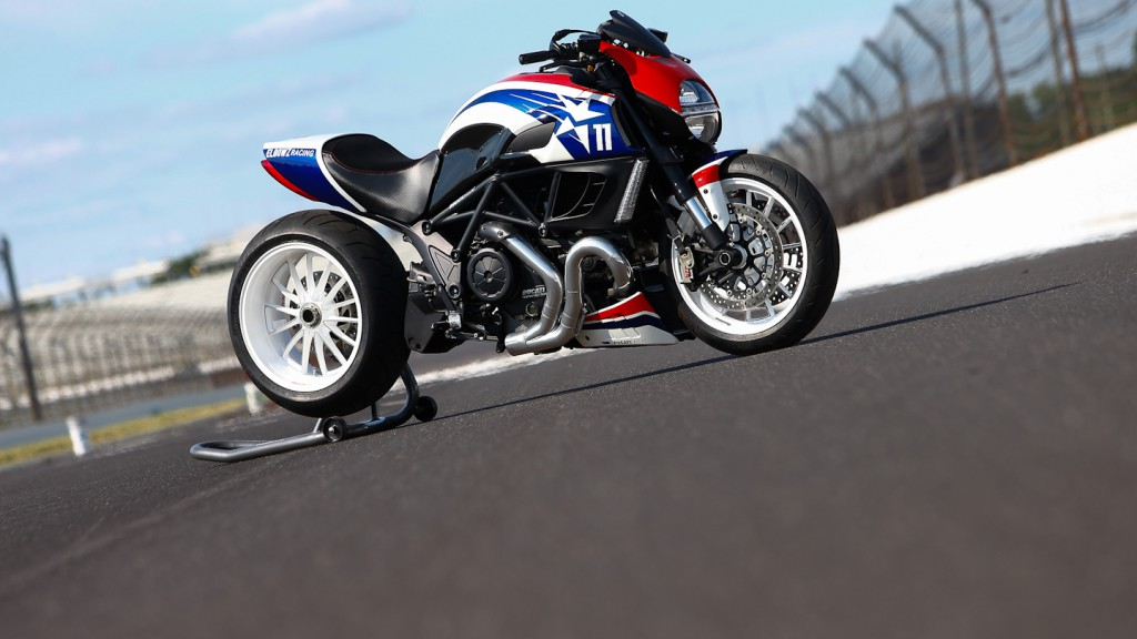 Ducati Diavel, Red Bull Indianapolis Grand Prix