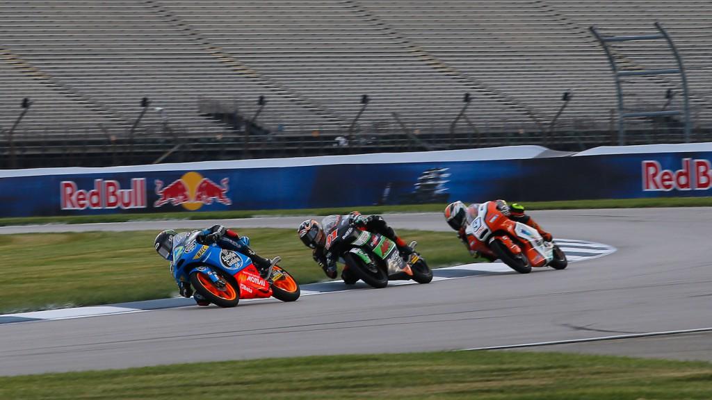 Moto3, Indianapolis FP2