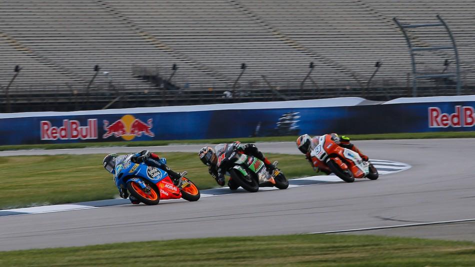 motogp.com · Moto3, Indianapolis FP2