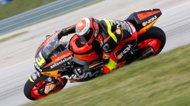 Simone Corsi, NGM Mobile Racing, Indianapolis FP2
