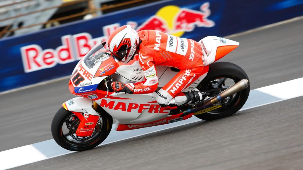 Nico Terol, Aspar Team Moto2, Indianapolis FP2