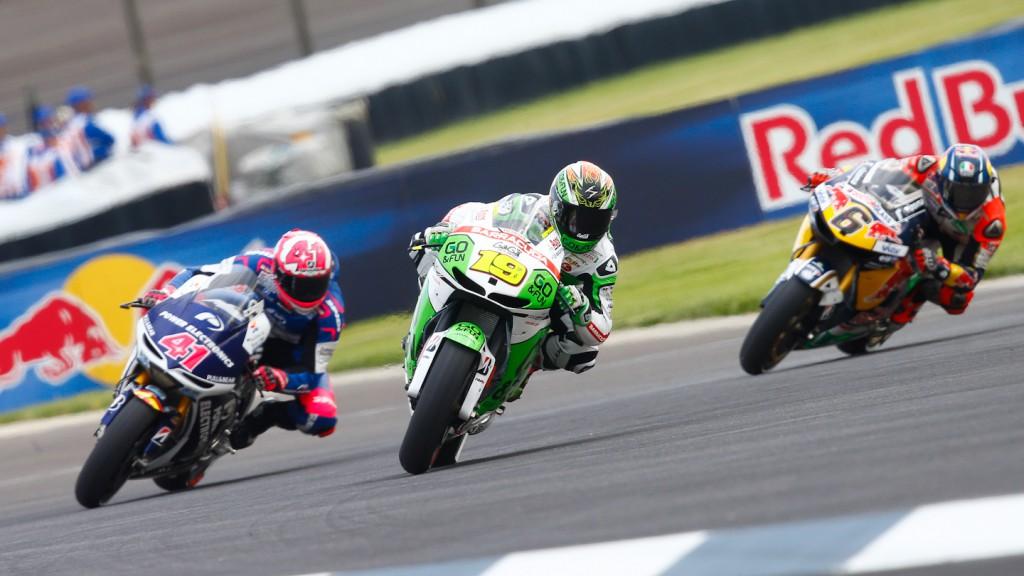 Alvaro Bautista, GO&FUN Honda Gresini, Indianapolis FP2