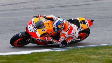Dani Pedrosa, Repsol Honda Team, Indianapolis FP1