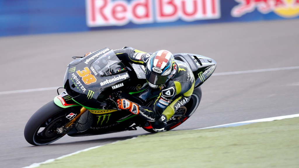 Bradley Smith, Monster Yamaha Tech 3, Indianapolis FP2